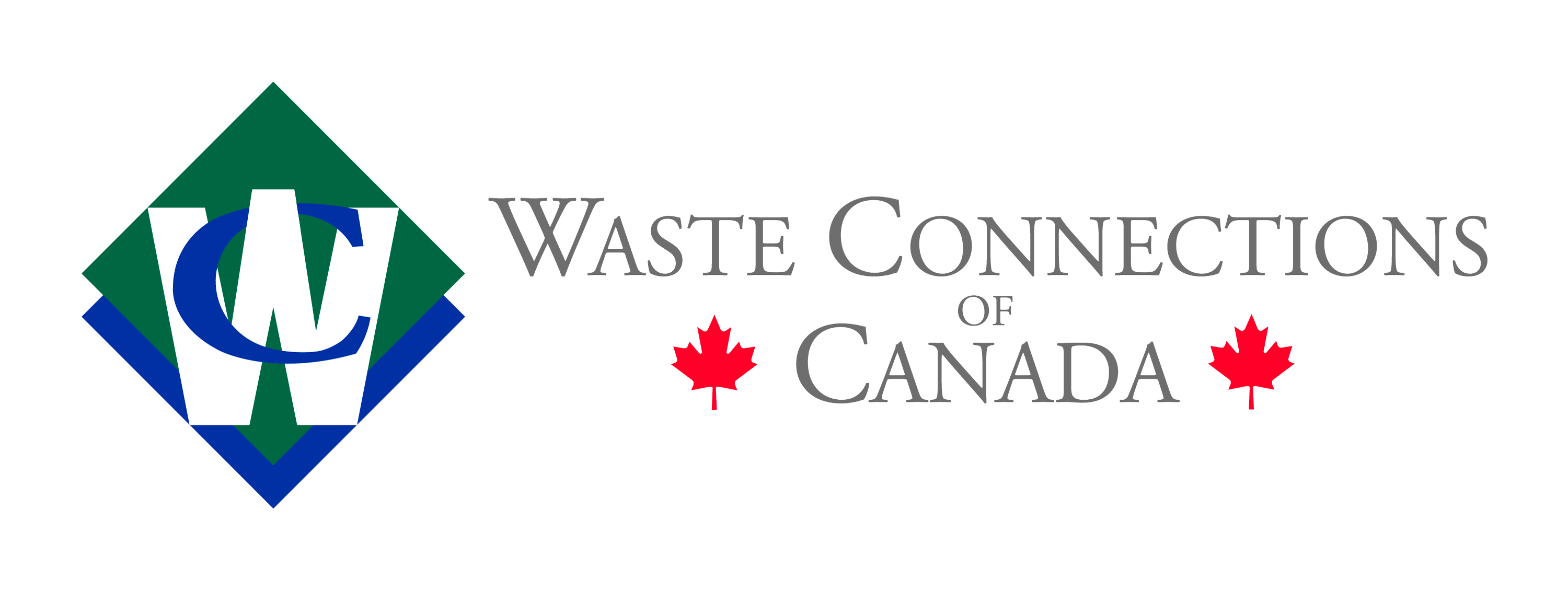 Waste Connections of Canada (logo)